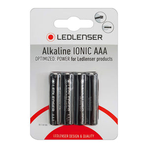 Led Lenser Alkaline Ionic AAA Battery Pack