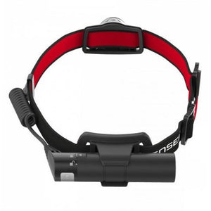 Led Lenser H8R - 600 Lumen LED Rechargeable Headlamp - top