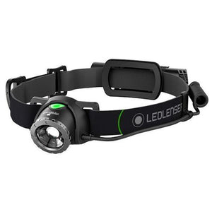 Led Lenser MH10 - 600 Lumen LED Rechargeable Outdoor Series Headlamp