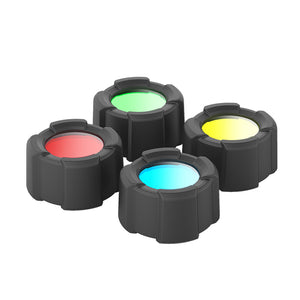 Led Lenser MT10 4-Colour Filter Set 32.5mm