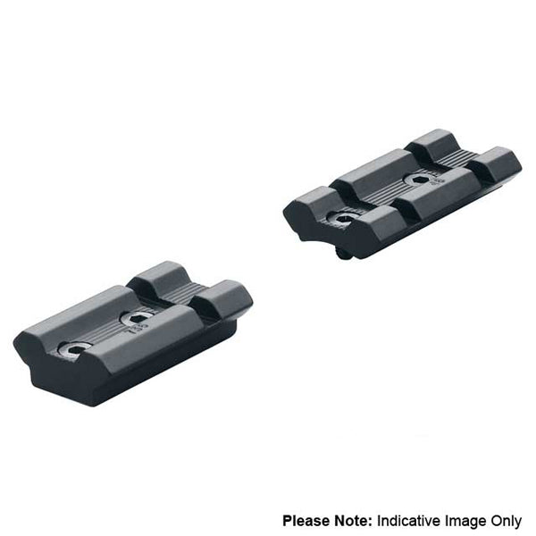 Leupold Rifleman 2 Piece Alloy Bases Remington 700