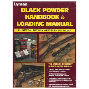 Lyman 2th Edition Black Powder Handbook & Loading Manual