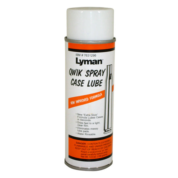 Lyman Case Lube Qwik Spray Aerosol 163ml