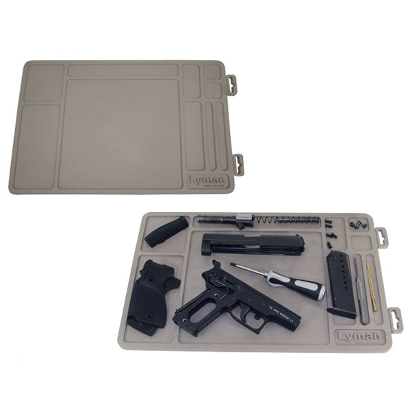 Lyman Essential Handgun Maintenance Mat