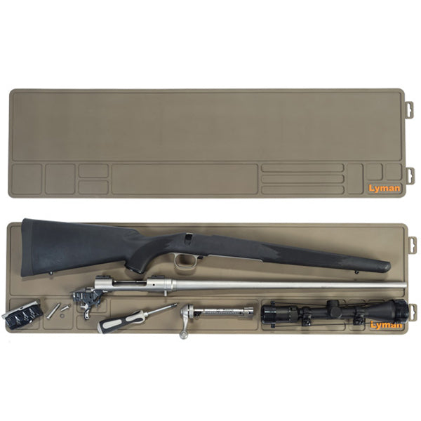 Lyman Essential Rifle Maintenance Mat