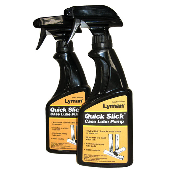 Lyman Quick Slick Case Lube Spray Bottle 473ml