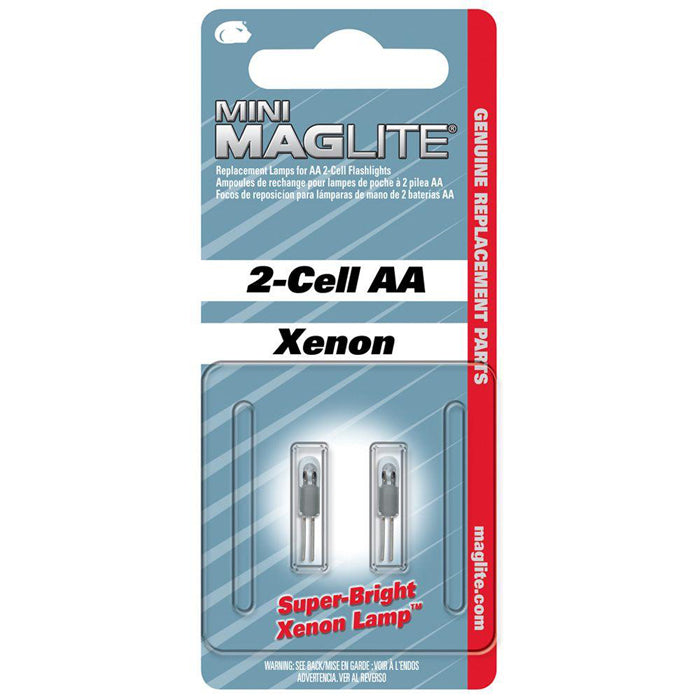 Maglite 2-Cell AA Replacement Xenon Bulb