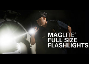 Maglite Full Size Flashlights