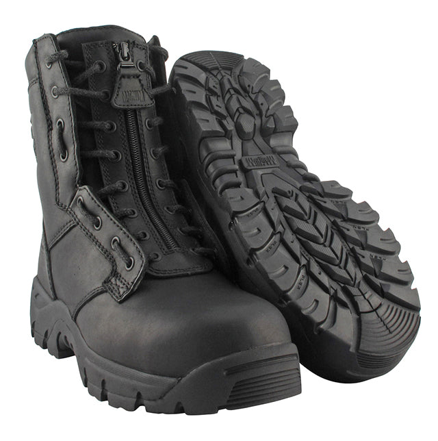 Magnum Fire Shield Front Zipper / Composite Toe / Composite Plate / WPi Waterproof Boots