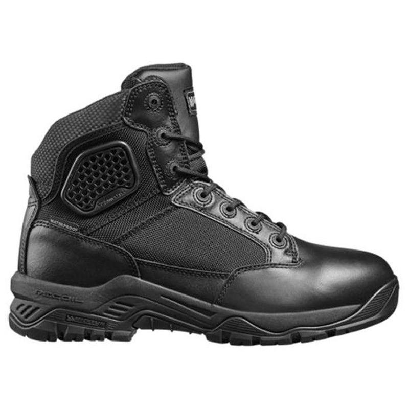 "Magnum Strike Force 6.0"" Leather/Cordura Side Zipper/Waterproof Boots"