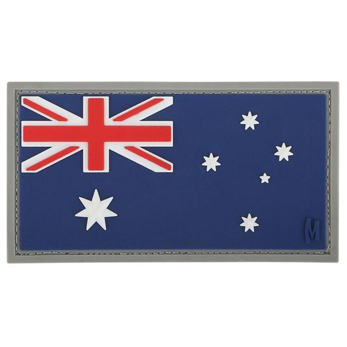 Maxpedition Australia Flag Morale Patch, Colour