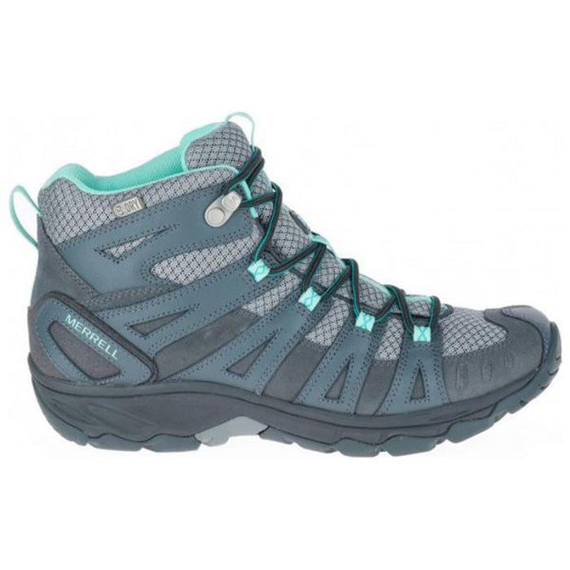 Merrell Avian Light 2 Ventilator Mid WP Women's Hiking Boots - Turbulence