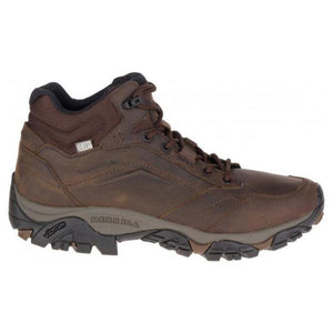 Merrell Moab Adventure Mid WP Men's Hiking Boots - Dark Earth