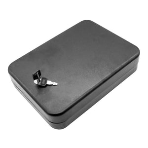 Night Prowler Large Pistol Lock Box With Security Tether