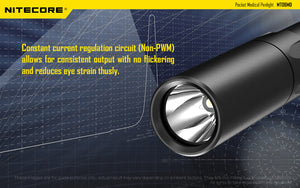 Nitecore MT06MD - 180 Lumen LED Pen Light