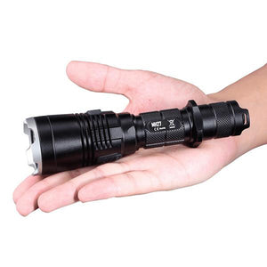 Nitecore MH27 - 1000 Lumen Multitask Hybrid Rechargeable LED Tactical Torch, Size