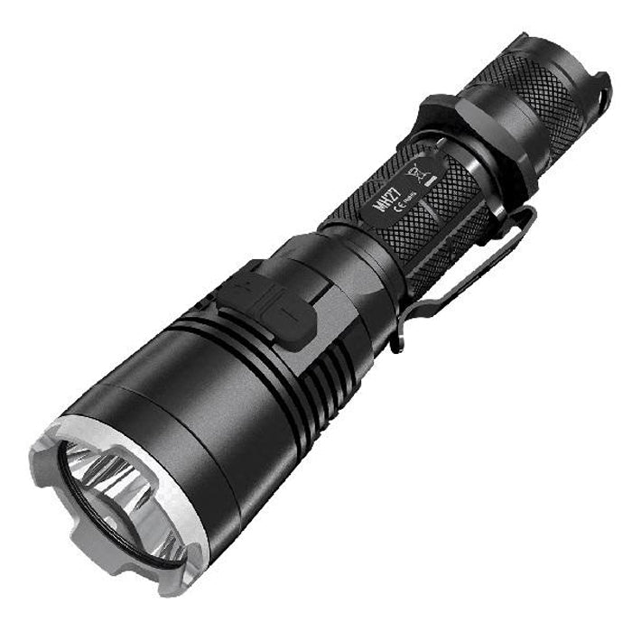 Nitecore MH27 - 1000 Lumen Multitask Hybrid Rechargeable LED Tactical Torch