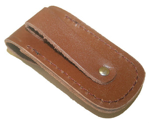 Pacific Cutlery Leather Knife Pouch (75mm Knives)