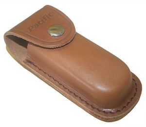Pacific Cutlery Leather Knife Pouch Medium (100mm Knives)