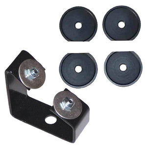 "Powa Beam Spotlight Bracket & Washer Kit for PRO 9"" 245mm Spotlights"