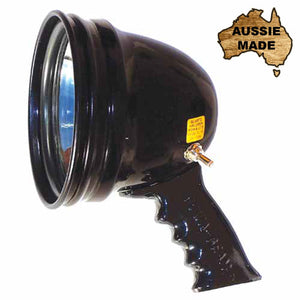Powa Beam 145mm Quartz Halogen Handheld Spotlight