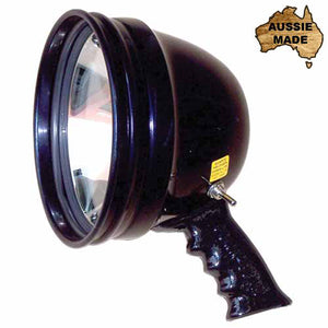 "Powa Beam 7"" Quartz Halogen Handheld Spotlight"
