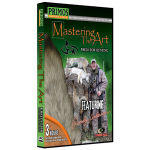 Primos Mastering The Art Predator Hunting Instructional DVD