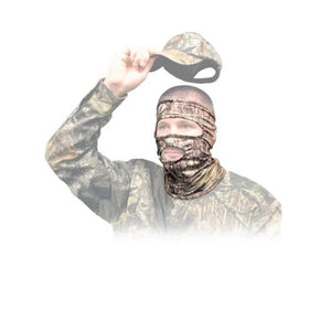 Primos Stretch Fit 3/4 Mask - Realtree APG HD