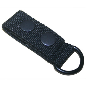 PRO-DUTY Nylon Belt Key Keeper With Metal D-Loop