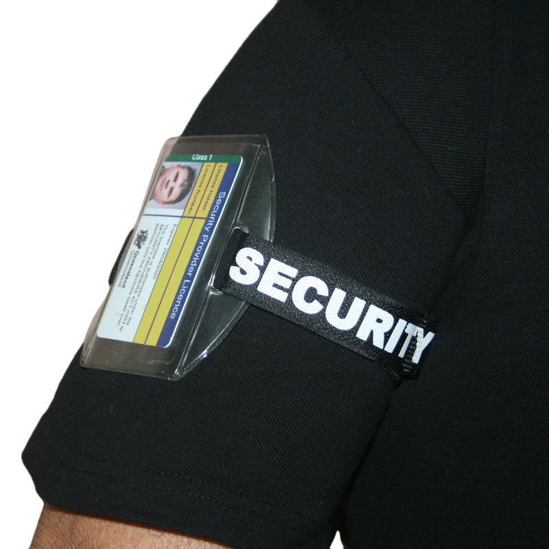 PRO-DUTY Security Armband Identification Holder