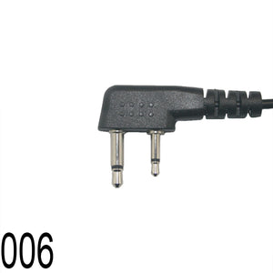 PRO-DUTY Radio Fitting Plug 006