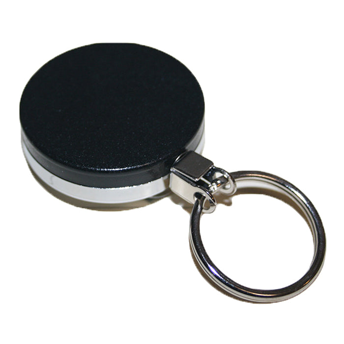 Retractable Key Reel Holder With 750mm Nylon Pull Cord