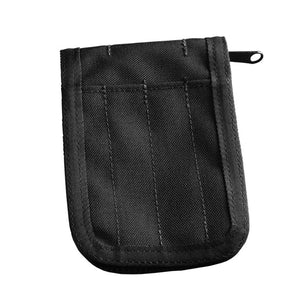 "Rite in the Rain 3"" x 5"" Zippered Cordura Notebook Cover - Black"