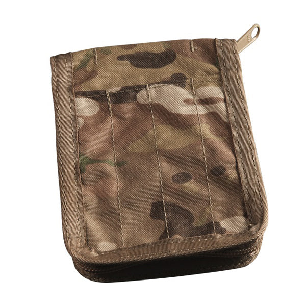 "Rite in the Rain 3"" x 5"" Zippered Cordura Notebook Cover - Multicam"