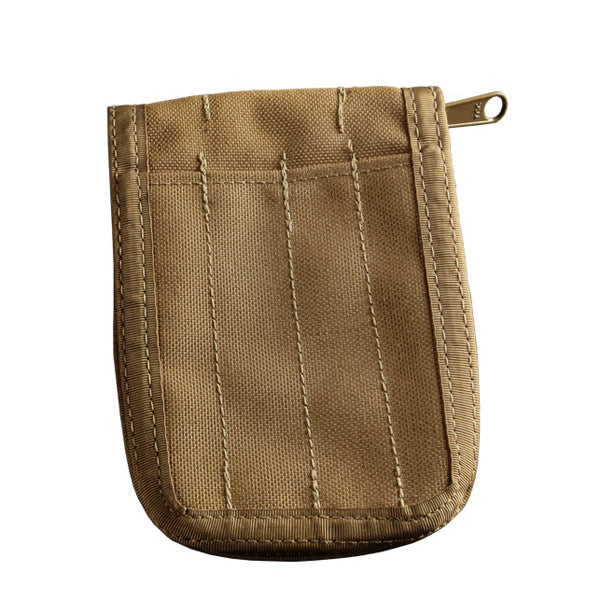 "Rite in the Rain 3"" x 5"" Zippered Cordura Notebook Cover - Tan"