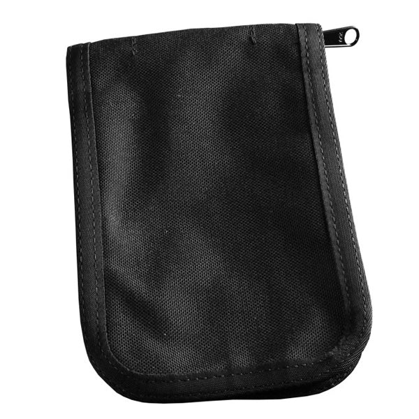 "Rite in the Rain 4"" x 6"" Zippered Cordura Notebook Cover - Black"