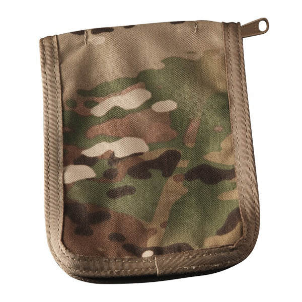"Rite in the Rain 4"" x 6"" Zippered Cordura Notebook Cover - Multicam"