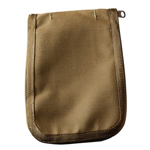 "Rite in the Rain 4"" x 6"" Zippered Cordura Notebook Cover - Tan"