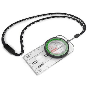 Silva Ranger MS Compass With Lanyard