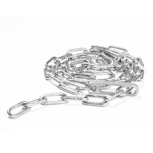 Smith & Wesson 1840 Chain Restraints Belt - Nickel
