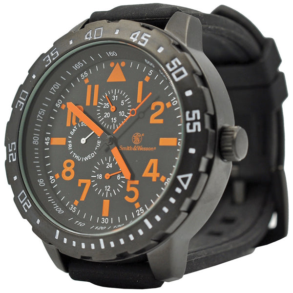 Smith & Wesson Calibrator Watch Orange
