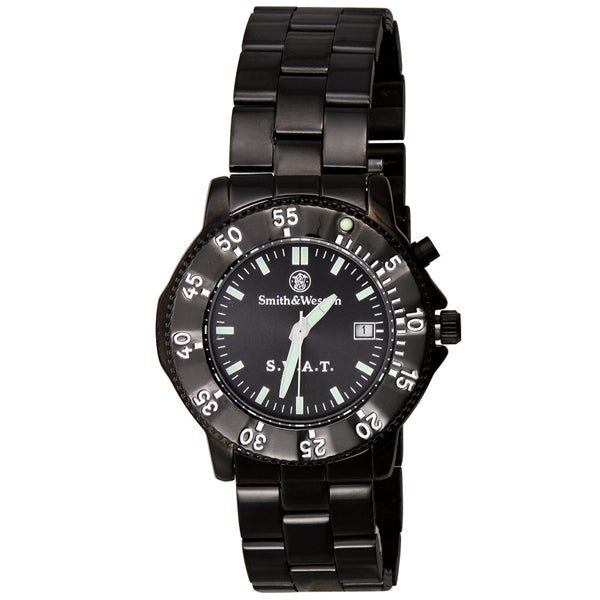Smith & Wesson S.W.A.T. Watch Black