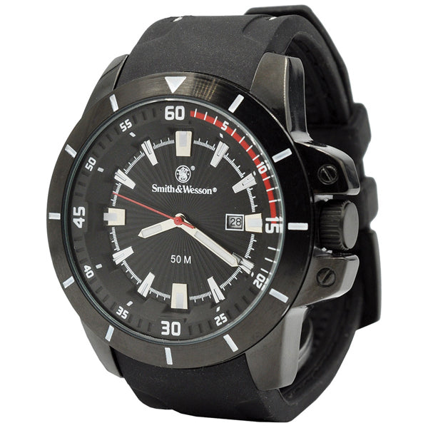 Smith & Wesson Trooper Watch White