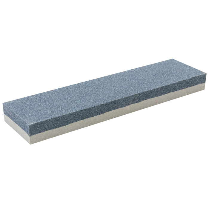 "Smith's 8"" Dual Grit Combination Sharpening Stone"