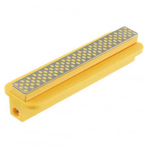 Smith's Diamond Sharpening Stone for Precision Sharpening Systems - Coarse Grit Yellow