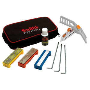 Smith's Diamond & Stone Field Precision Knife Sharpening System
