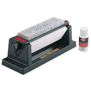 "Smith's 15cm/6"" Advanced Stone Tri-Hone Bench Sharpening System"
