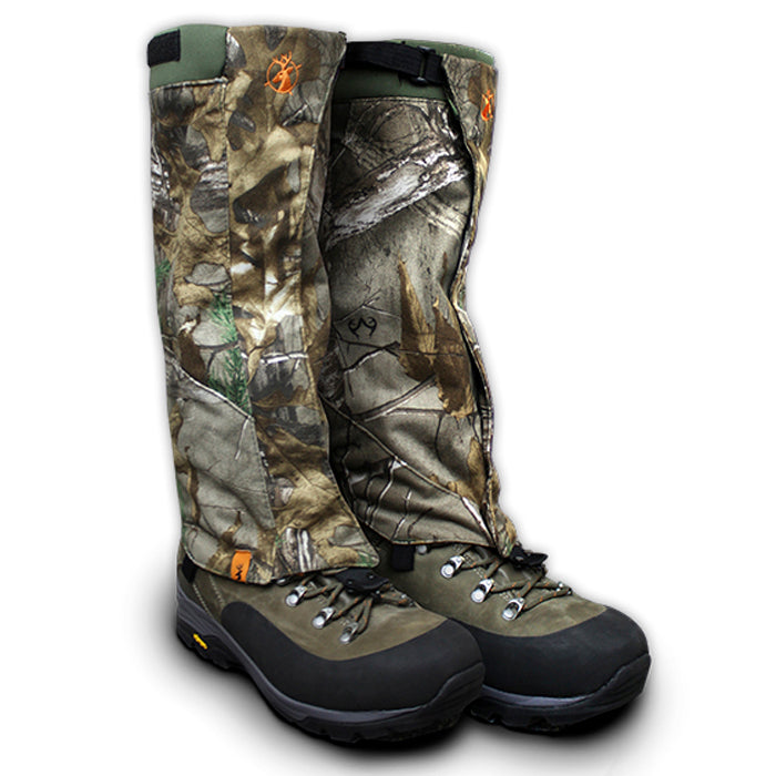 Spika Hunting Gaiters - Realtree Xtra