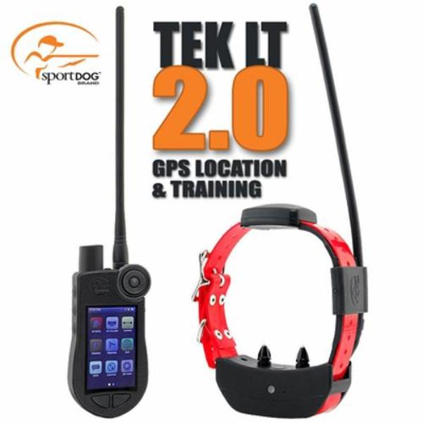 SportDOG TEK 2.0LT Series GPS Tracking & Training System