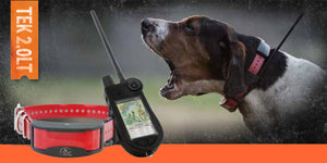SportDOG TEK 2.0LT Series GPS Tracking & Training System, Field Ready